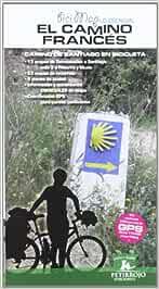 El camino francés: Camino de Santiago en bicicleta Bicimap