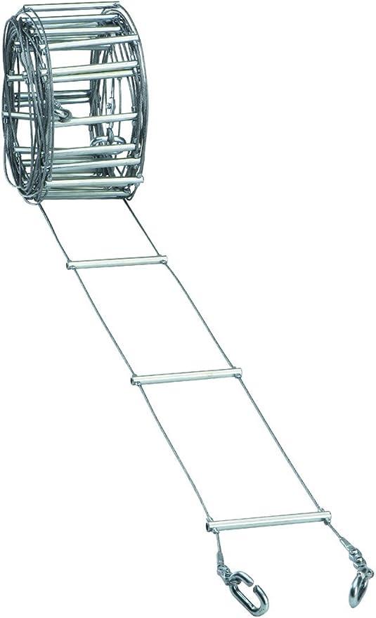 Faders Escalera Metalica 5 M. (20 Cm) - Escalera: Amazon.es: Deportes y aire libre