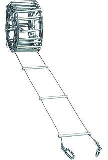 Faders Escalera Metalica 10 M. (20 Cm) - Escalera: Amazon.es ...