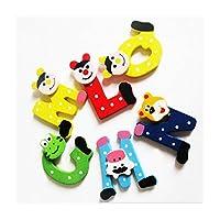Hot Sale!DEESEE(TM)26pcs Wooden Cartoon Alphabet A-Z Magnets Child Educational Toy