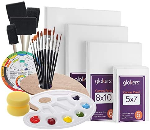 Painting Supplies Paintbrushes Warp Free Watercolor product image