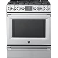 Kenmore PRO 72583 5.1 cu. ft. Self Clean Gas Range in Stainless Steel, includes delivery and hookup