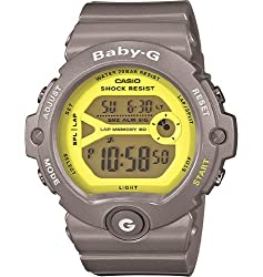 Casio Baby-G Lap Memory Silver Ltd BG6903-8CR