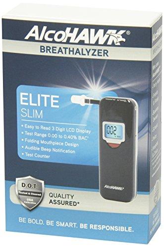 AlcoHAWK Elite Slim Digital Breathalyzer by AlcoHawk (Image #9)