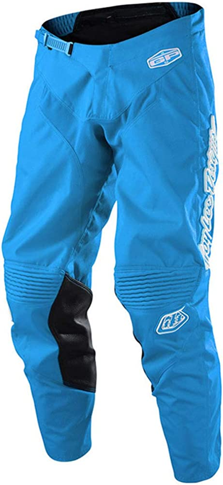GuoCu Pantalones de Motorista para Hombre,Pantalones de Secado Rápido al Aire Libre Pantalones Todoterreno Traje de Carreras Pantalón Protectores Ligeros para Montar en Motocicleta