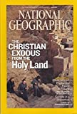 National Geographic June 2009 The Christian Exodus From the Holy Land; Feeding the World; Pink Dolphins of the Amazon