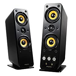 Creative Gigaworks T40 Series Ii 2.0 Multimedia Speaker System With Basxport Technology