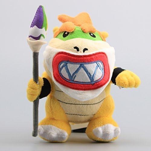 Amazon.es: Super Mario Bros Koopa Bowser JR Koopaling con Espada ...