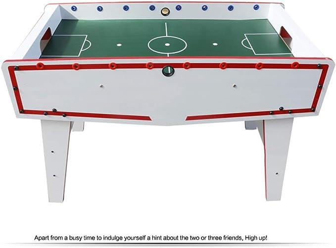 Fútbol de mesa para niños Juguetes de billar para interiores Deportes para niños Juguetes educativos Juguetes interactivos entre padres e hijos Mesa de fútbol de 8 postes Juguetes de fútbol para adult: