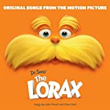 Dr Seuss the Lorax by Various Artists