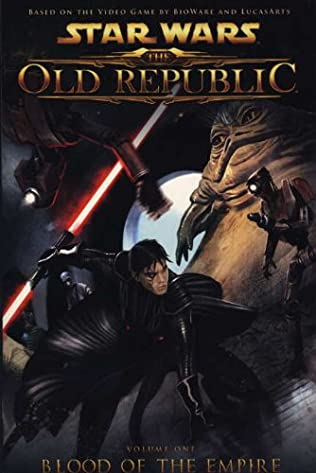 book cover of Blood of the Empire