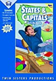 States & Capitals CD/Book Set (Early Childhood Learning, 4)