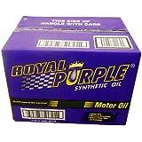 Royal Purple 01520 SAE Multi-Grade Synthetic Motor Oil 5W20 Case of 12 Quarts