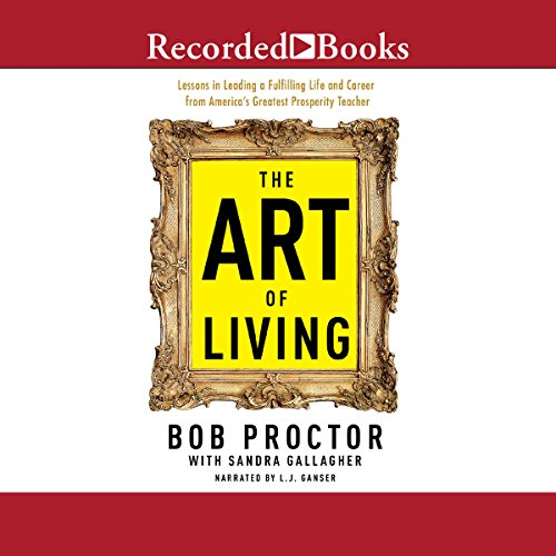The Art of Living by Recorded Books