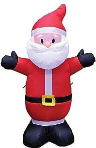 Airflowz Santa Inflatable 4 Feet