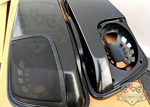 Harley Speaker Lids - 7