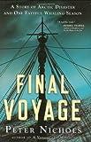 Final Voyage, Peter Nichols, 039915602X