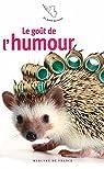 Le goût de l'humour par Mercure de France