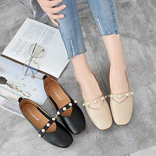 Eu Noir Noir Taille Qiusa couleur 39 Shoes 1xRyFYI