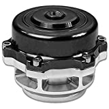 50mm blow off valve - Universal Aluminum 50mm Turbo Blow Off Valve BOV (Black)