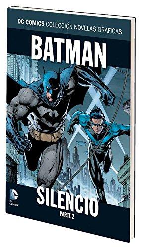 Dc Comics: Colección Novelas Gráficas – Batman: Silencio Parte 2