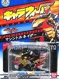 Masked Rider Agito machine Torne over Zehnder Chara Wheels CW17