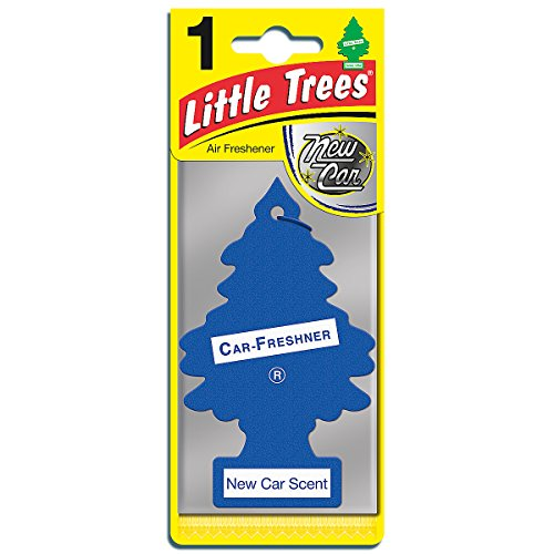 076171101891 - Car Freshener 10189 Little Tree Air Freshener-New Car carousel main 0