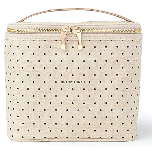 Kate Spade New York Lunch Tote, Deco Dots (Out To Lunch), ()
