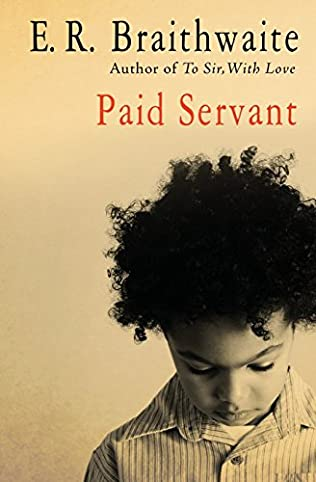 book cover of Paid Servant
