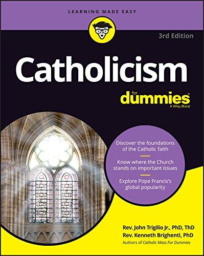 Catholicism For Dummies pdf epub