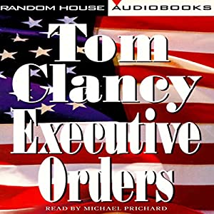 Executive Orders | Livre audio