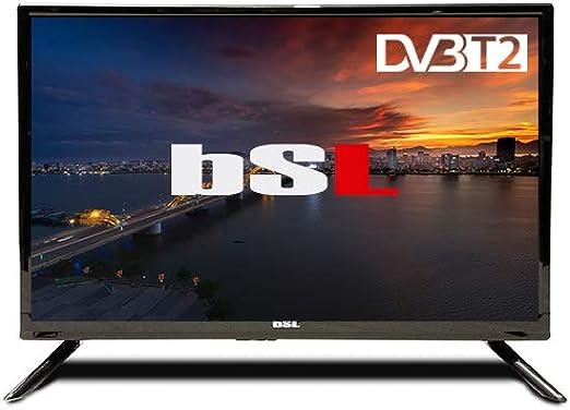 BSL Televisor 19 Pulgadas | Sintonizador TDT2 | Resolución HD | Conexión Hdmi | USB Reproductor Multimedia | Altavoces Estereo 10W | Modo Hotel |: Amazon.es: Electrónica
