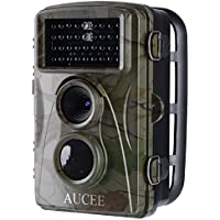AUCEE Hunting Camera, 12MP 1080P Full HD Trail Camera...
