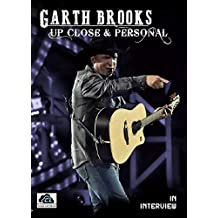 BROOKS, GARTH - UP CLOSE AND PERSONAL