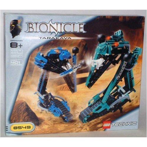 Lego Technic BIONICLE Tarakava Set # 8549