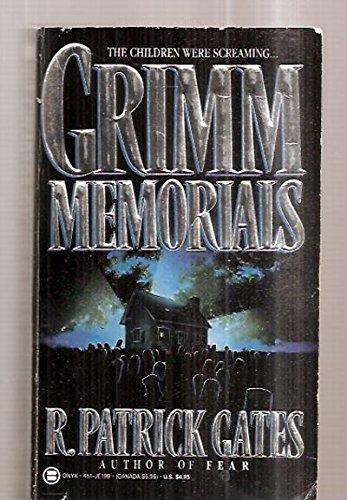 Grimm Memorials (Onyx)