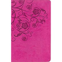 NIV, Women's Devotional Bible, Leathersoft, Pink