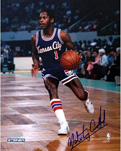 - NBA Sacramento Kings Nate Archibald Kansas City Against Boston Celtics Signed 16X20