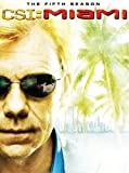 CSI: Miami: Season 5 (DVD)