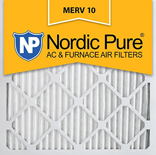 Nordic Pure 20x20x1 Pleated Furnace