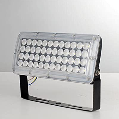 LED flood Work Light/Portable Garden floodlight outdoor 200W 100W 50W, HPS/Halogen/Incandescent light Equivalent,IP67 Waterproof,Outdoor Security Lights for Workshop,Construction Site