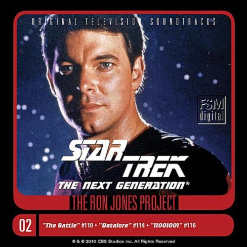 Star Trek: The Next Generation, 2: The Battle/Datalore/11001001