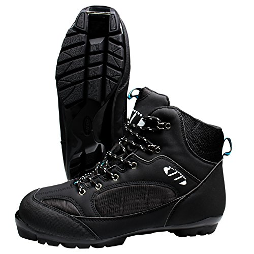 Whitewoods Frost NNN Cross Country Ski Boots Black,Blue