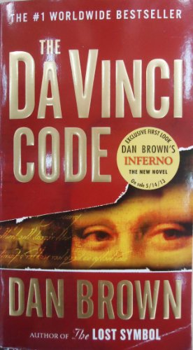 "da vinci code book essay It was not until a particular novel, ""the da vinci code"" by dan brown that i contemplated my true intentions as to why i was catholic community for high school students that allows teens the opportunity to share their personal stories and essays in an online life journal via their free stage of life account."