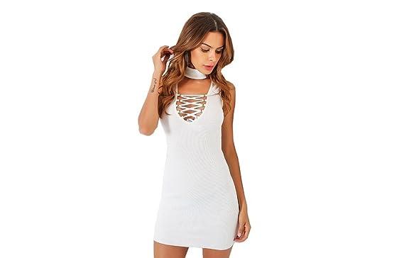 Vestidos Ropa De Moda Verano Para Mujer De Fiesta y Noche Elegante Casuales (S)
