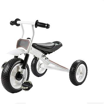 Bicicleta triciclo para niños cochecito de coche de bebé de 1 a 3 años de edad niño ligero bicicleta auto-infantil: Amazon.es: Bricolaje y herramientas