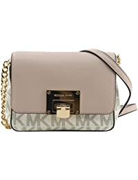 MICHAEL Michael Kors Women's Tina Convertible Crossbody Clutch Bag, Style 35F7GT4C1B