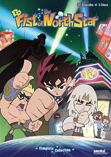 DD Fist of the North Star (Fist Of The North Star Manga Box Set)