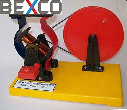 Top Quality Heavy Duty Motor Cum Generator Model Demonstration Motor by BEXCO