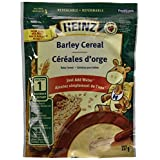 HEINZ Barley Cereal, 6 Pack, 227G Each